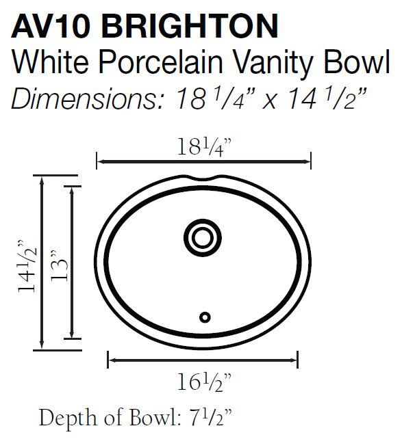 AV10 BRIGHTON