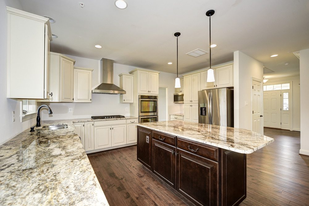 Granite Kitchen Countertops in Maryland, Quartz Countertops ...