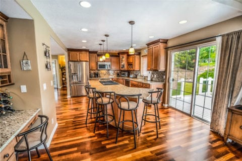 Top 5 Materials for Kitchen Countertops