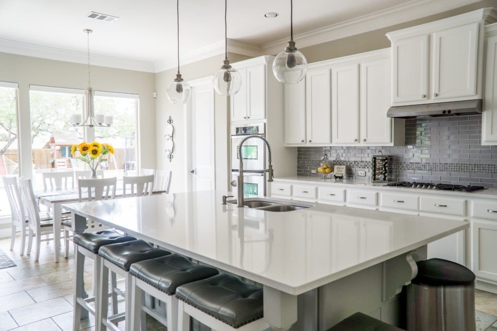 Merveilleux How To Redesign An Open Kitchen: Tips And Tricks