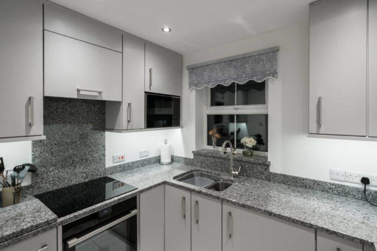 5 Tips To Incorporate Granite Countertops For Small Kitchens Artelye Inc Granite Quartz Marble Natural Stones